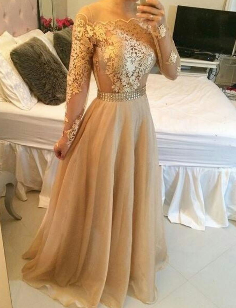 2019 year for lady- Formal long dresses tumblr
